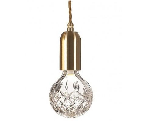 Lámpara suspendida  CLEAR CRYSTAL BULB - Fab. Italia
