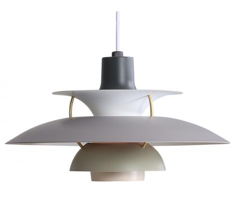 Lámpara suspendida PH 5 - Ø 30cm - Fab. Italia