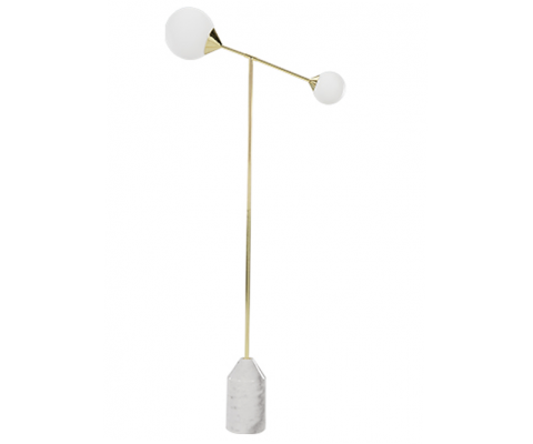 Lámpara de pie FAYE - Fab. Italia
